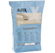 Alfix combifix flexklæber grå