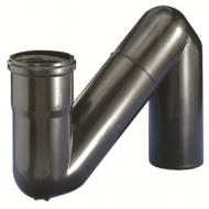 Wavin S-vandlås PVC