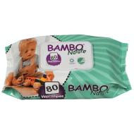 Bambo Nature vådservietter