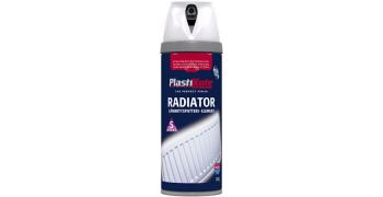 Spraymaling til radiatorer