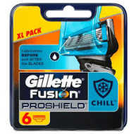 Gillette Fusion Proshield Blue