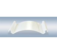 Fastlock uni hvid 3,0mtr