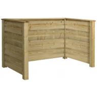 Plus plank renovationsskjul