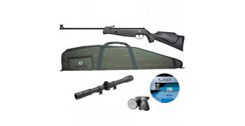 Luftgevær og tilbehør