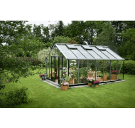 Juliana gartner 18,8m2 drivhus