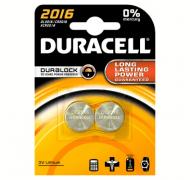 Duracell batteri CR2016     NT