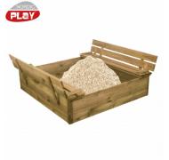 Nordic Play sandkasse trykimp.