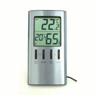 Agimex hygrometer/termometer