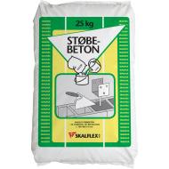 Skalflex støbebeton/tørbeton