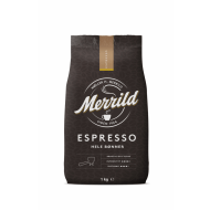 Merrild Espresso kaffe