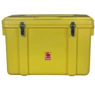 Jumbo værktøjskasse gul