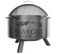 Traeger bålsted