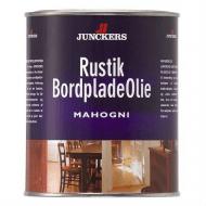 Junckers rustikolie mahogni