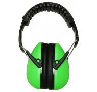 YC høreværn til børn grøn   *U
