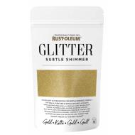 Rust-Oleum glitter flager