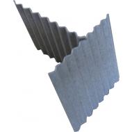 H+H bølgesøm 100stk/pk