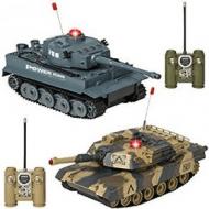 Tanks Battle Set