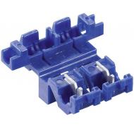 Fladsikringsholder 0,8 2,0mm2