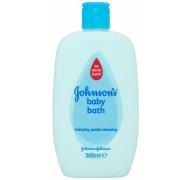 Johnsons baby bath