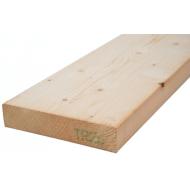 45x220mm høvlet spærtræ C18/24