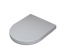 Nautic design toiletsæde hvid