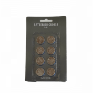 Dacore batteri CR2032 8stk