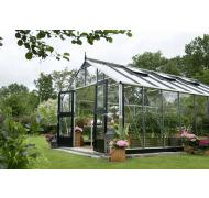 Juliana gartner 21,4m2 drivhus