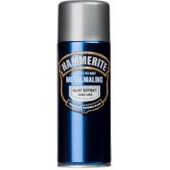 Hammerite glat sølv 400 ml