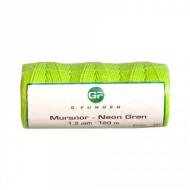 GF mursnor neongul nylon