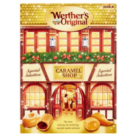 Werthers original karamel shop