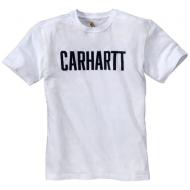 Carhartt t-shirt Block Logo