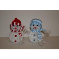 YC Eva snowman