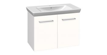 Møbelpakke med lotto xl porcelænsvask og låger