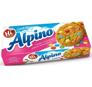 Alpino rainbow cookies 150g *U