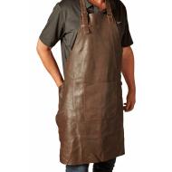 Dacore forklæde læder
