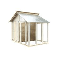 Plus redskabsrum/drivhus 18001