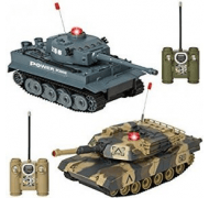 Tanks Battle Set