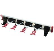Redskabs-holder m/50cm skinne