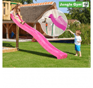 Jungle Gym rutschebane