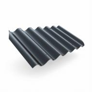 Cembrit bølgepl sortblå B7