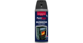Spraymaling til brændeovne