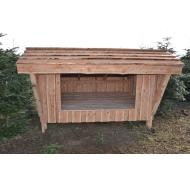 TH shelter model kalmar (lærk)
