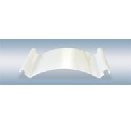 Fastlock uni hvid 3,5mtr