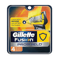 Gillette Fusion Proshi. Yellow