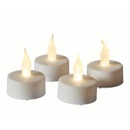Dacore fyrfadslys LED 4stk