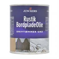 Junckers rustikolie drivtømmer