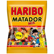 Haribo Matador Mix 375g