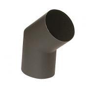 Morsø bøjning 45 x Ø120mm sort