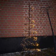 Dacore LED træ spiral 360 lys