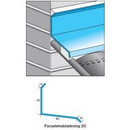 Icopal facadeinddækning 2C
